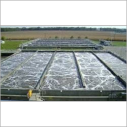 Activated Sludge Process Sewage Treatment Plant