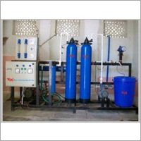 Filtration Wastewater Treatment Plant