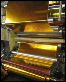 Metalised Transfer Paper