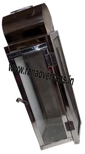 Decorative Steel Lantern 10389