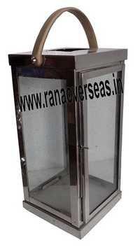 Stainless Steel Decorative Lantern 10397