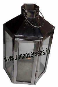 Stainless Steel Lantern 10276