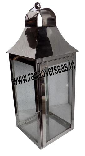 Stainless Steel Lantern 10411