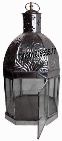 Steel Decorative Lantern 10363