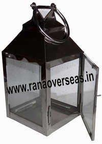 Steel Lantern 10359