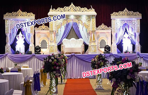Wedding Jodha Akbar Mandap