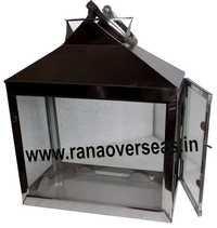 Steel Lantern 10368