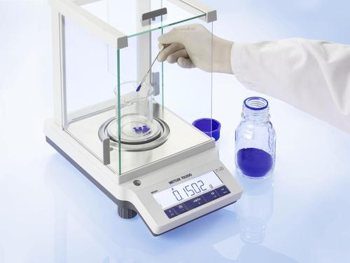 Analytical Weighting Scale