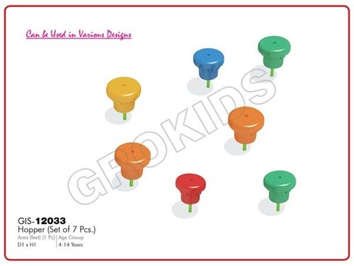 Hopper (Set of 7 Pcs.)