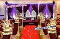 New Design Wedding Reception Stage