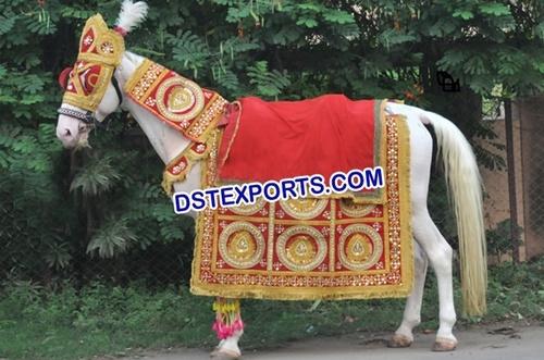 Hindu Wedding Ghodi Decoration