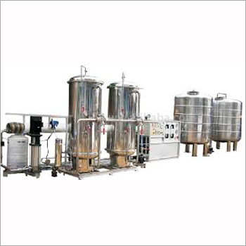 SS Water Purifier Plant