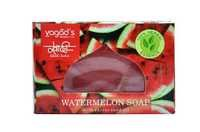 Vagad's Khadi Watermelon hand made organic soap .