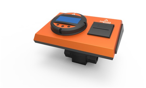 Smart Diesel Flow Meter With Print Facility