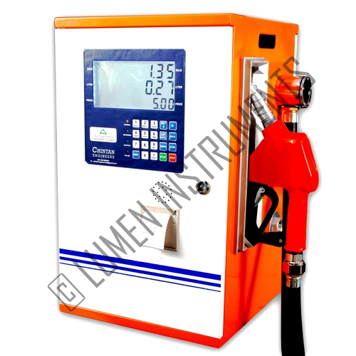 Preset Diesel Dispenser