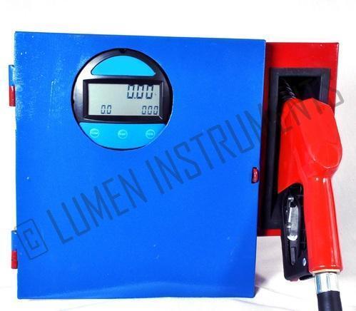 Digital Mobile Fuel Dispenser