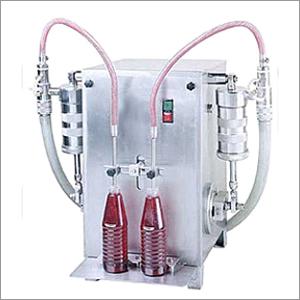 Liquid Filler Machine (Piston Pump)