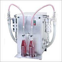 Liquid Filler Machine (Piston Pump)