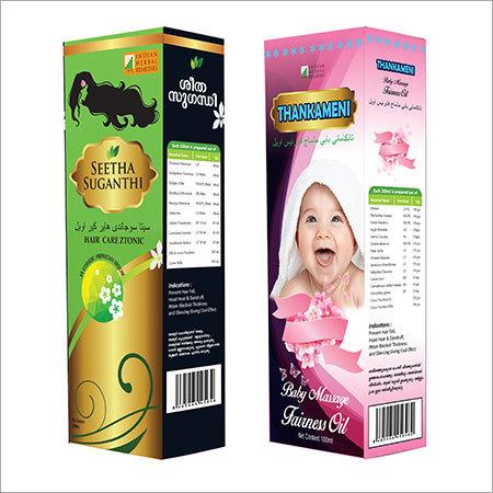 Baby Massage Fairness Oil
