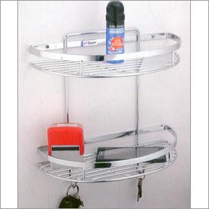 Multipurpose Bathroom Shelves