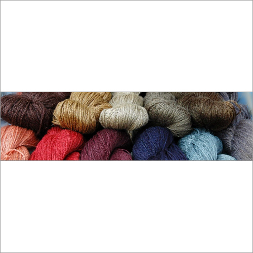 Knitting Silk Yarn Dyed