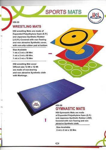 Wrestling Mats