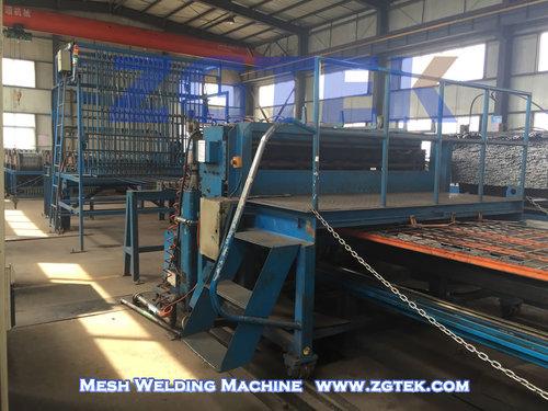 Wire Mesh Welding Machine Line