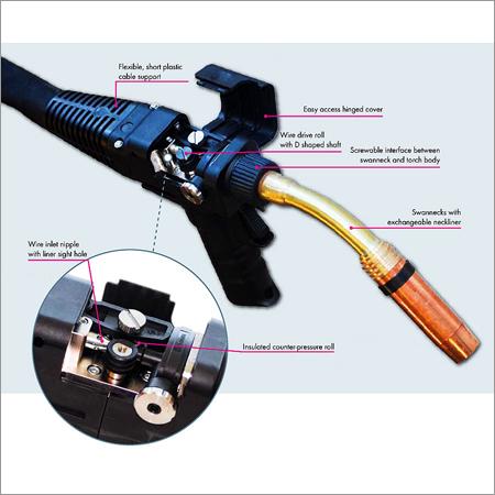 Welding Torch Push - Pull Plus