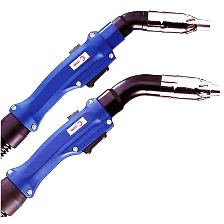 MIG/MAG-Fume Extraction Torches