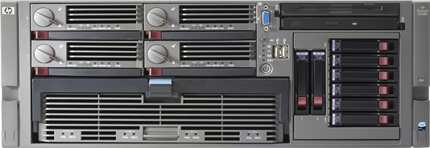 HP Proliant DL580 G4