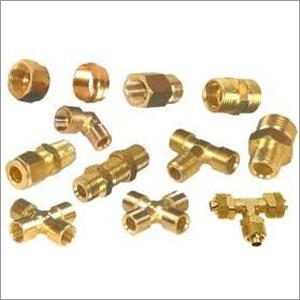 Brass Compressor Fittings
