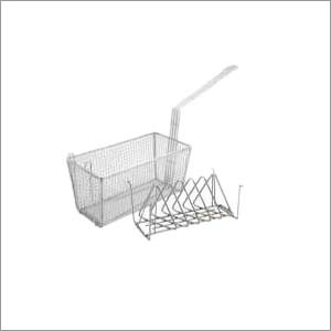 Compartment Mesh Fryer-S.S.