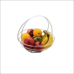 Wire Fruit Basket-S.S.