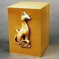 Bronze Pet Cremation Urn