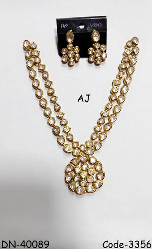 Kundan Bridal Studded Necklace