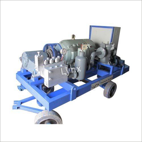 Reciprocating Triplex Plunger Pumps