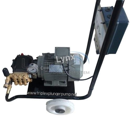 Triplex Plunger Pump Pressure Washer