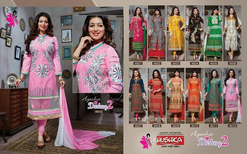 Ayesha Darling Partywear Salwar Suits