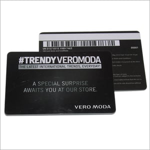 Promotional Plastic Cards