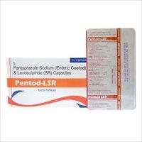 Pantoprazole 40 MG + Levosupiride 75 mg SR