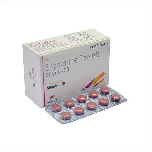 Silymarin 70 mg