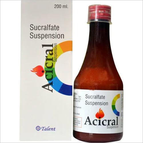 Sucralfate 1gm/10ml