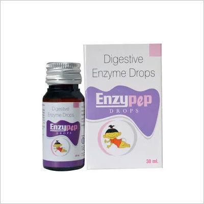 Fungal Diastase 33.33mg, Pepsin 5 mg/5 ml