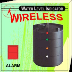 Wireless Water Level Controller 4 Level Indicator