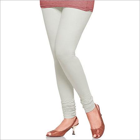 Ladies White Color Leggings