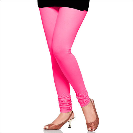Pink Color Leggings