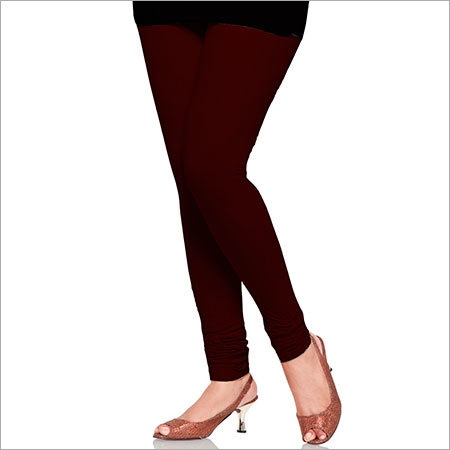 Brown Color Leggings