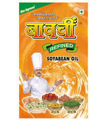 bawarchi soyabeen refined oil