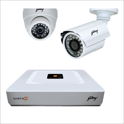 Seethru Quadra HD Home Surveillance System