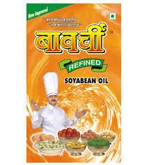 bawarchi soyabeen refined oil